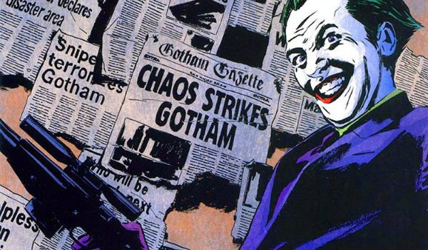 Joker Soft Targets Gotham Central