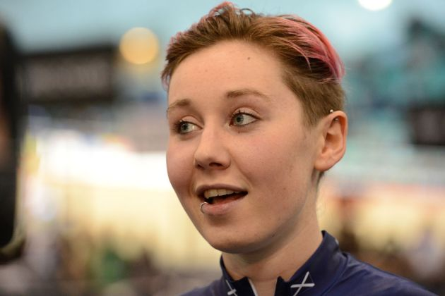 Katie Archibald, Revolution Series round 3 2014