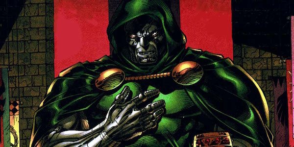 Doctor Doom Marvel Comics