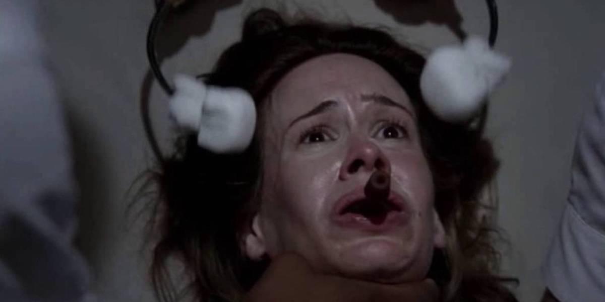 Sarah Paulson on American Horror Story