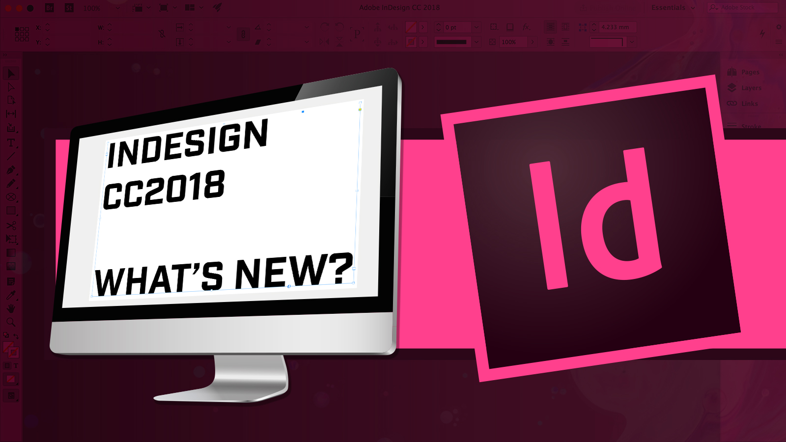 Buy Adobe InDesign CC 2018 Cheap