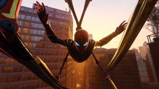 Spider-Man photo mode