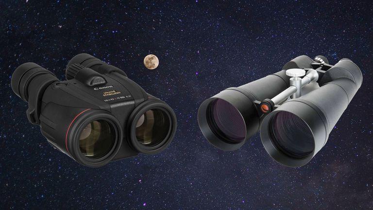 Stargazing binoculars