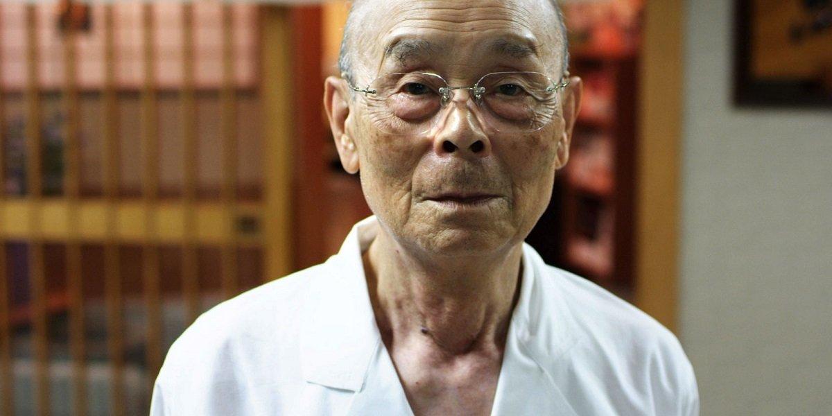Jiro Ono in Jiro Dreams of Sushi