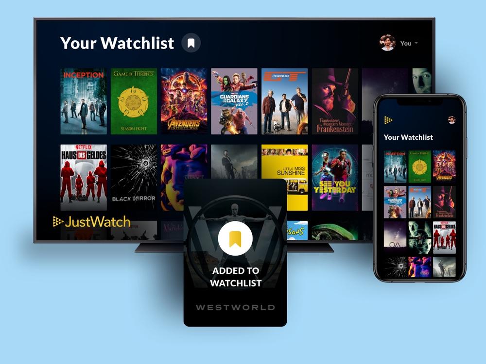 best iphone apps justwatch