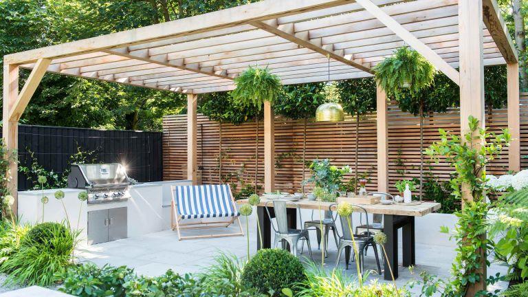 Pergola Ideas 21 Stunning Garden, Pergola Patio Ideas