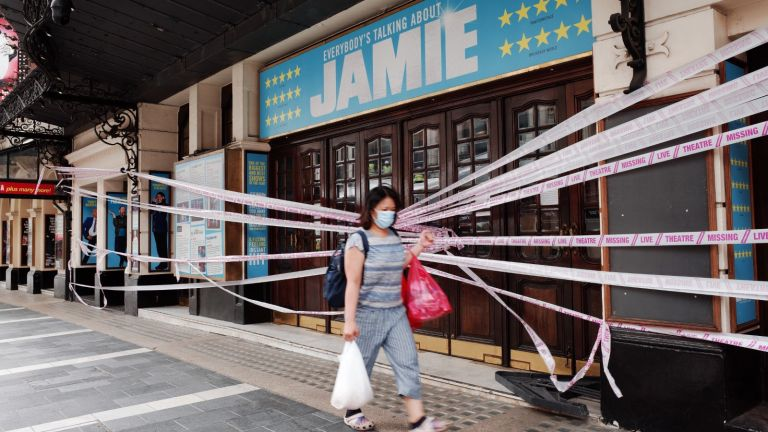 Everybody's Talking About Jamie, London's West End