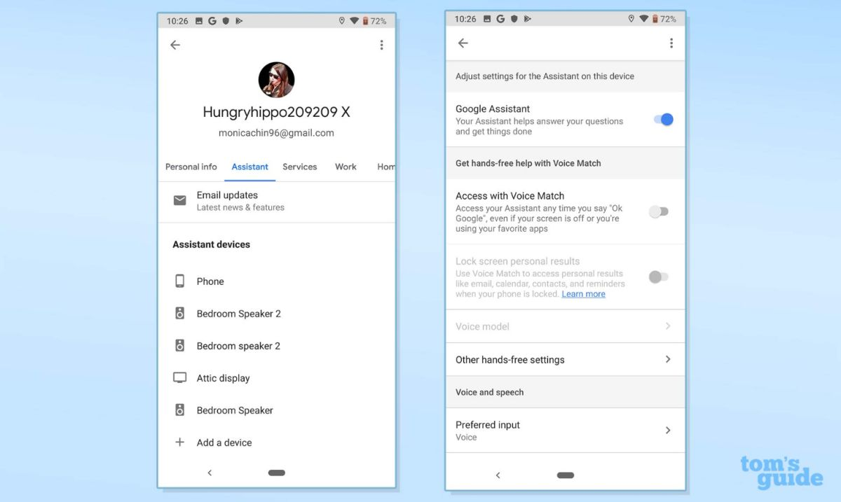How To Turn Off Google Assistant   Tom's Guide