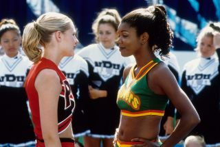 Kirsten Dunst and Gabrielle Union face-off.