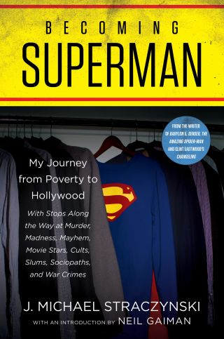 """Becoming Superman"" by J. Michael Straczynski."