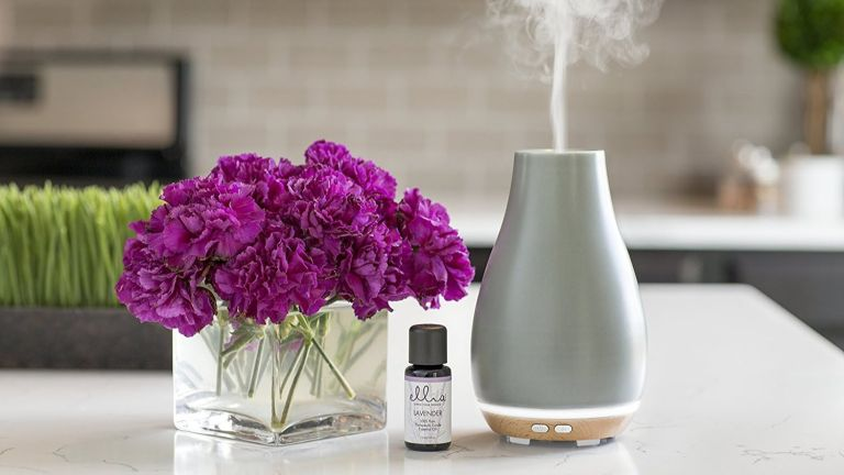 best essential oil diffuser: Ellia Blossom essential oil diffuser