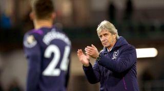 West Ham Pellegrini