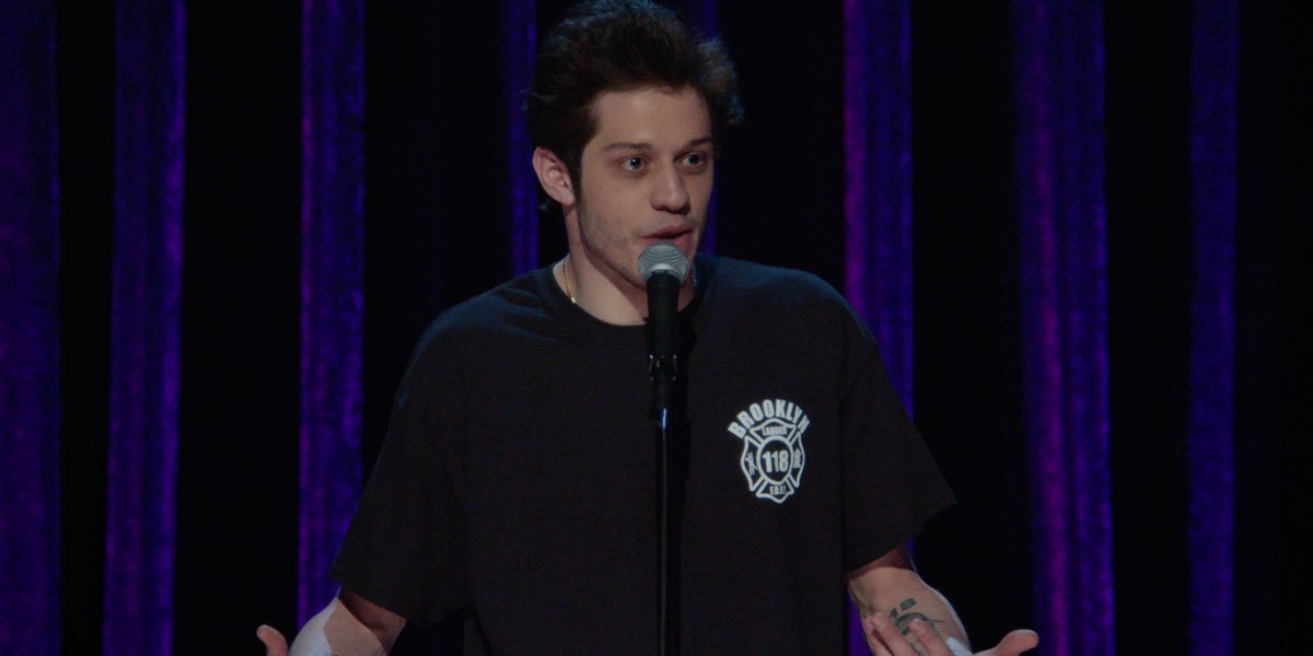 Pete Davidson in SMD