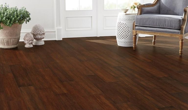Renters! This bamboo flooring is affordable, eco-friendly – and super easy to fit