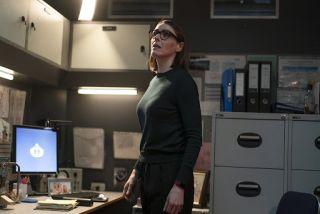 Vigil - Amy Silva (Suranne Jones) investigates the suspicious death of Craig Burke (Martin Compston).