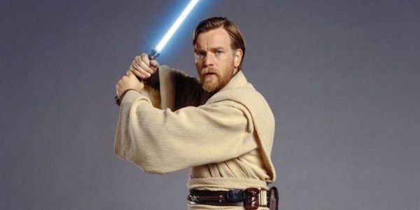Ewan McGregor as Obi-Wan Kenobi in Star Wars Episode III: Revenge of the Sith