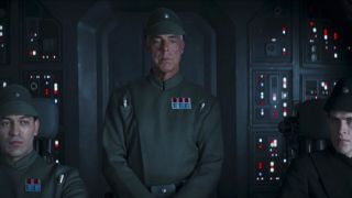 "Titus Welliver as an Imperial captain in ""The Mandalorian."""