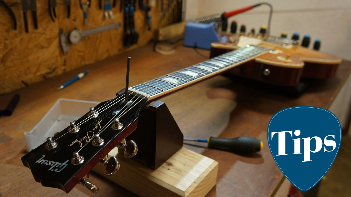 How to set up your guitar: a DIY guide to intonation, truss rod, bridge and fretboard maintenance