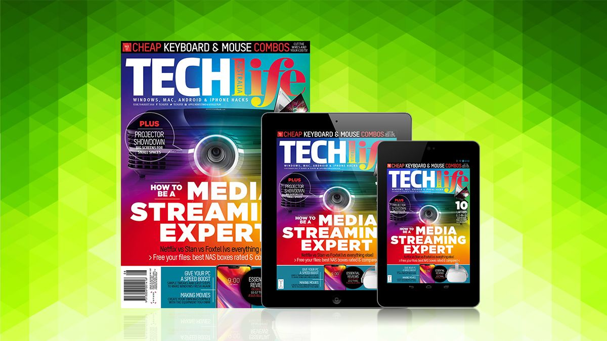TechLife August 2018 is on sale now!