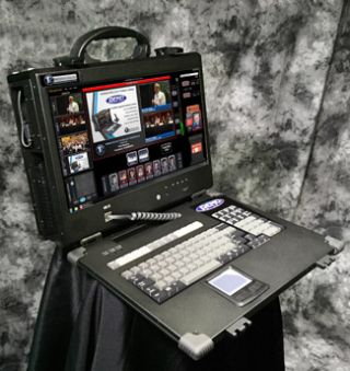 Rushworks Introduces REMO Lite Integrated PTZ Remote Production System