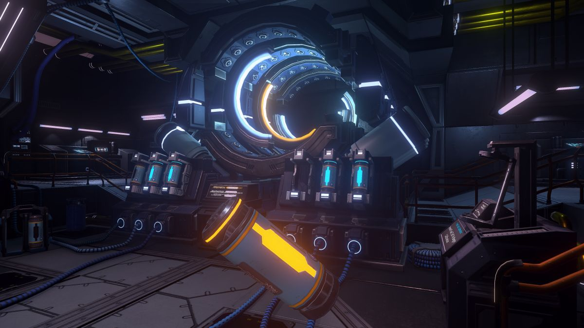 The Station is a first-person sci-fi mystery set in an alien civil war