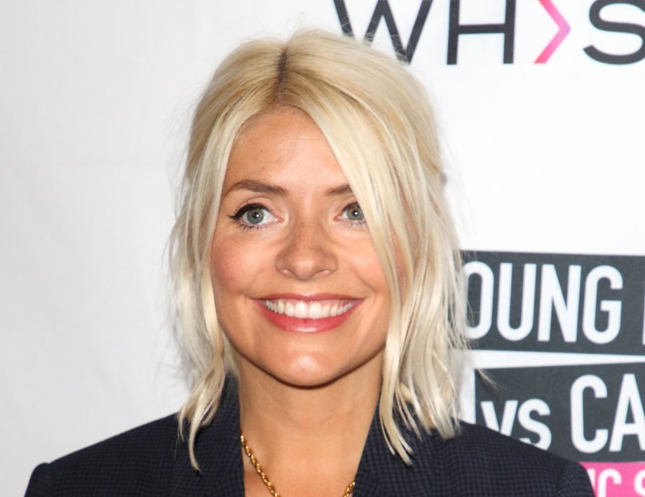 holly willoughby m&s dress