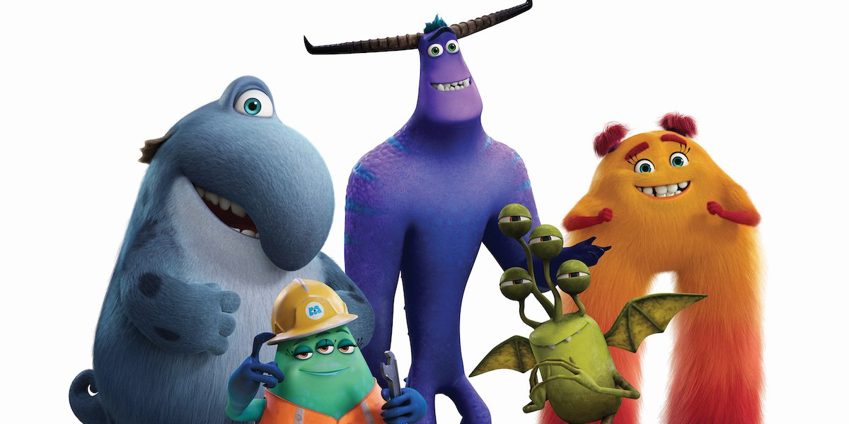Monsters At Work Voice Cast: Where You've Seen And Heard The Disney Actors Before