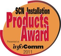 2011 SCN-InfoComm Installation Product Awards Finalists Revealed