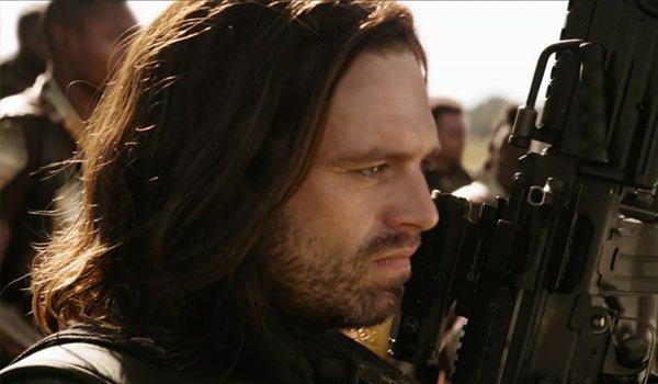 Winter Soldier in avengers infinity war