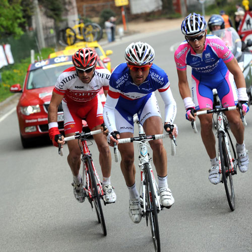 Dimitri Champion, Fleche Wallonne 2010