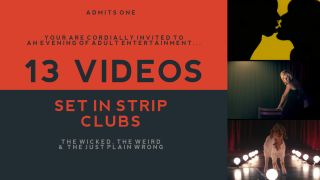 13 videos set in strip clubs