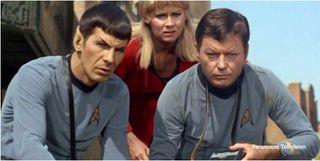 Star Trek Spock and Bones