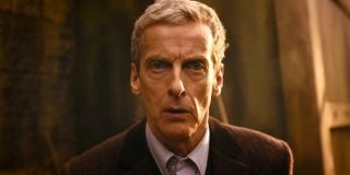The Doctor Peter Capaldi