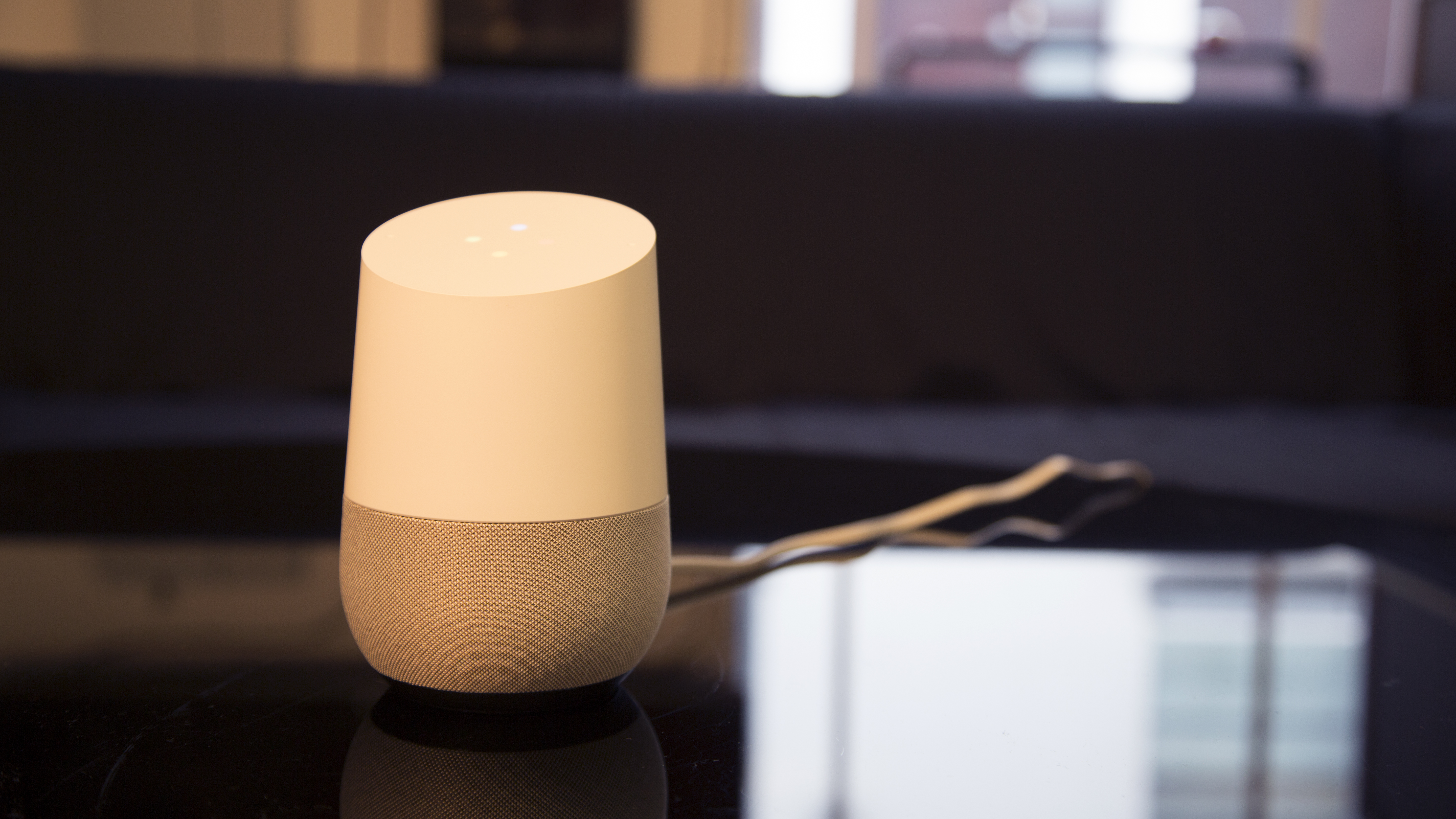Google Home Review Techradar Harman Kardon Go Play Plus Pay Original