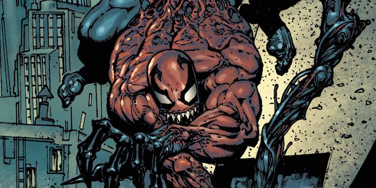 Toxin Marvel Comics
