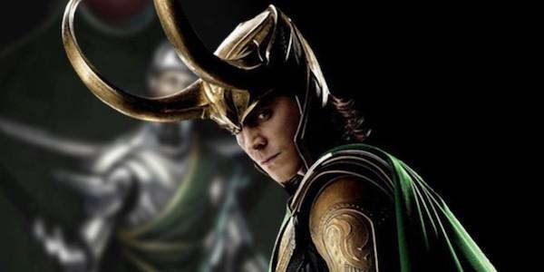 Tom Hiddleston is Loki