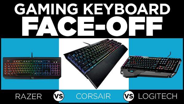 Gaming Keyboard Face-Off: Gaming K70 vs  Orion Spark vs  BlackWidow