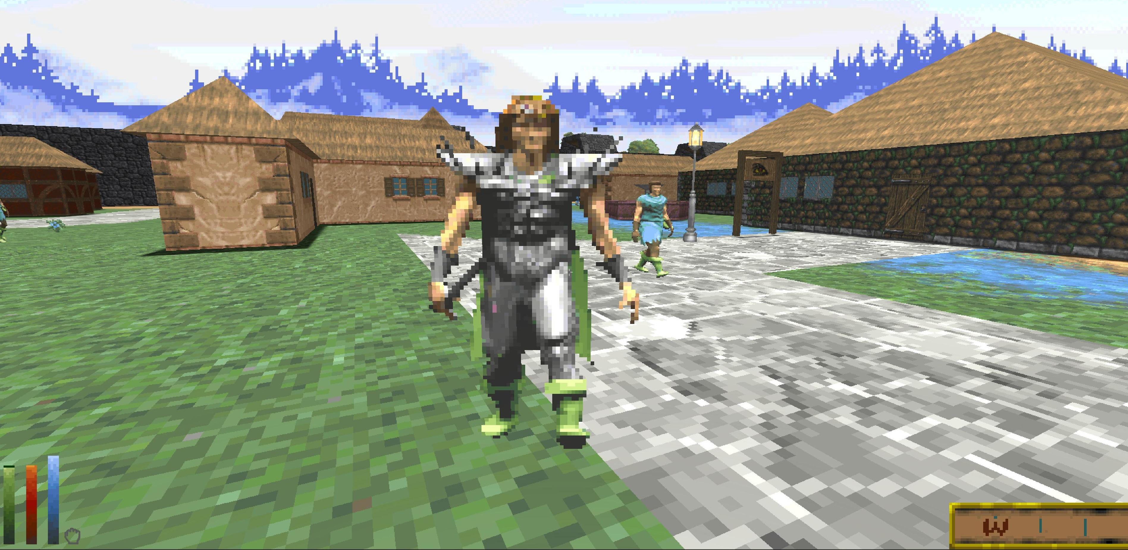 Daggerfall Unity remasters the classic Elder Scrolls | PC Gamer