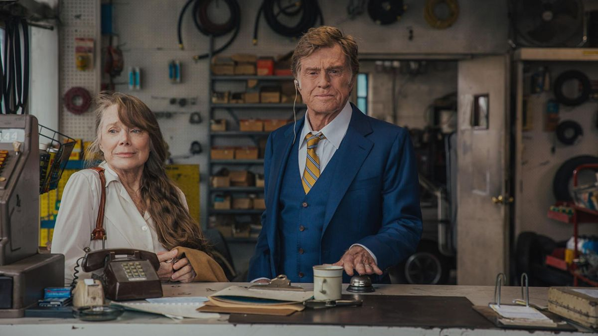 "The Old Man and the Gun review: ""So damn charming it makes your heart twinkle like Redford's eyes"""