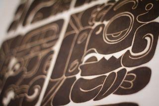 Maya calendar date