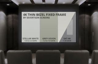 Severtson to Launch 4k Thin/Zero Bezel Screens at InfoComm