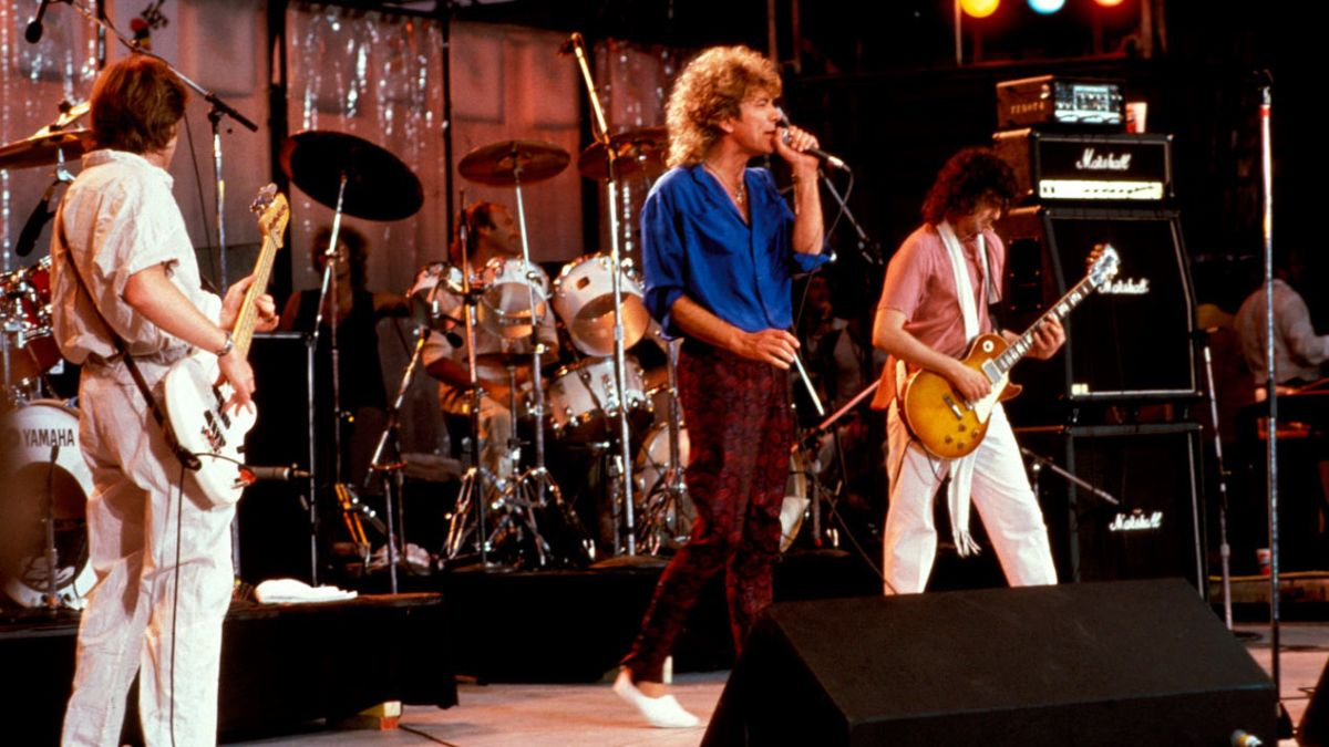 Phil Collins: Why I'm not to blame for Led Zeppelin's Live Aid fiasco