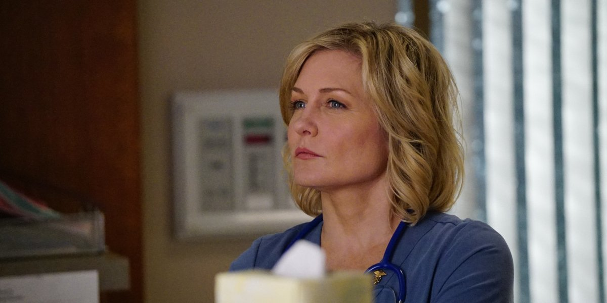 Amy Carlson on Blue Bloods
