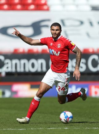 Charlton Athletic v Peterborough United – Sky Bet League One – The Valley