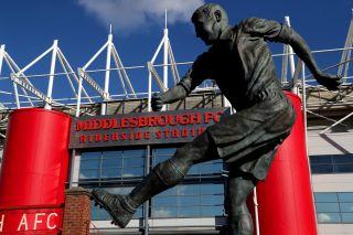 Middlesbrough v Cardiff City – Sky Bet Championship – Riverside