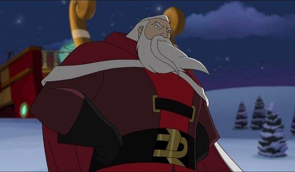 Santa Marvel Superhero Adventures Frost Fight