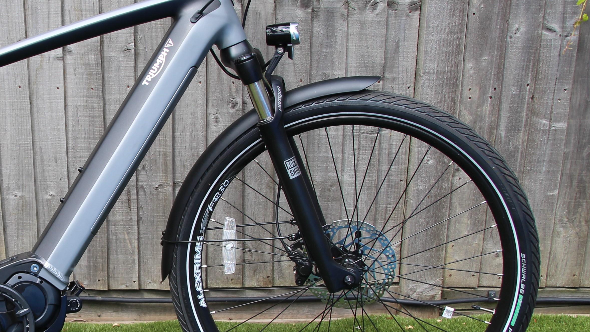 Triumph electric bike