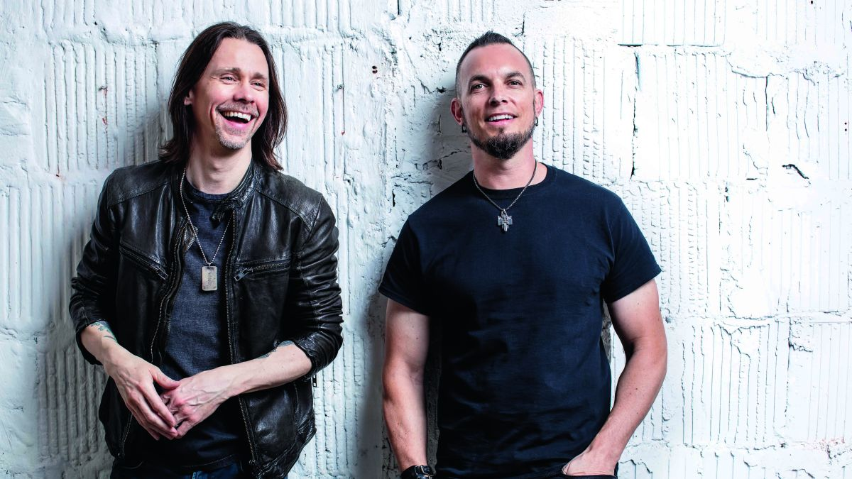 Alter Bridge's Mark Tremonti and Myles Kennedy our 20 essential ...
