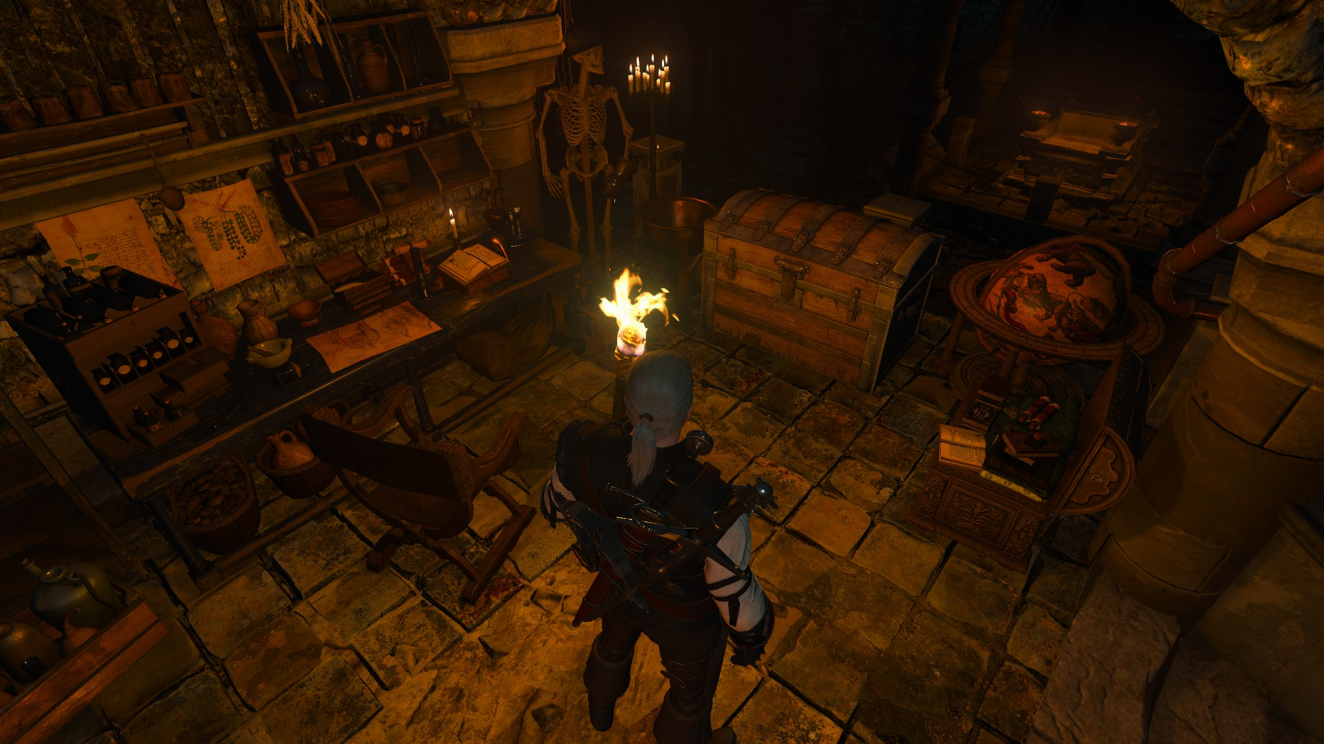 Best Witcher 3 Mods - Additional Stash Locations