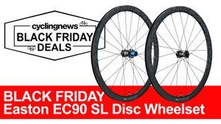 Black Friday Easton EC90 SL Disc Road Wheelset